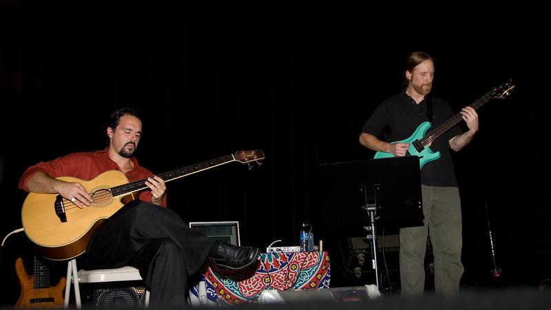 7 Jaafar Music - Sep 21 2007, Carrboro ArtsCenter (1003p)