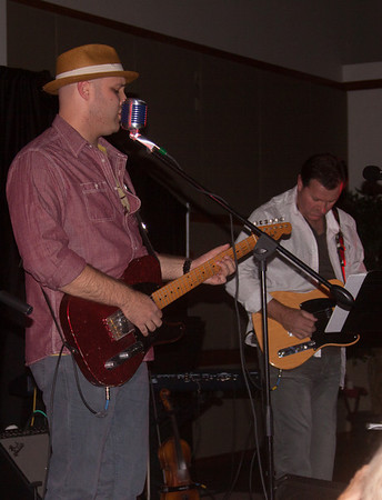 Jack Thomas Band At Holiday Extravaganza 2012