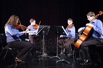 "Highstrung! String Quartet performing ""That Old Song and Dance"""
