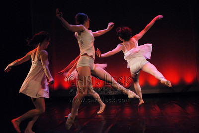 "Agnieszka Laska Dancers performing ""Waltzing the Sun"""
