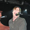 """""""If you don't sing along, I will cry.""""  ;)  Not really, Andrew just looks like he's crying in this pic. LOL"""