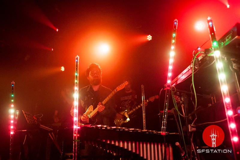 Photo by Domini Dragoone<br><br><b>See event details:</b> http://www.sfstation.com/jaga-jazzist-e2263621