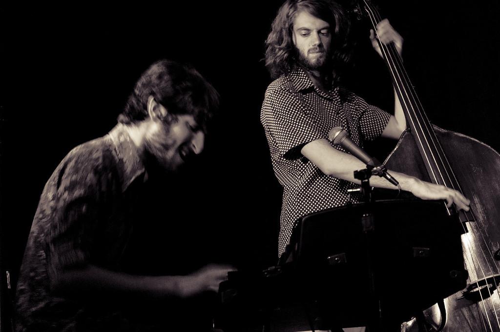 Jake Pinto and Chris Gaskell