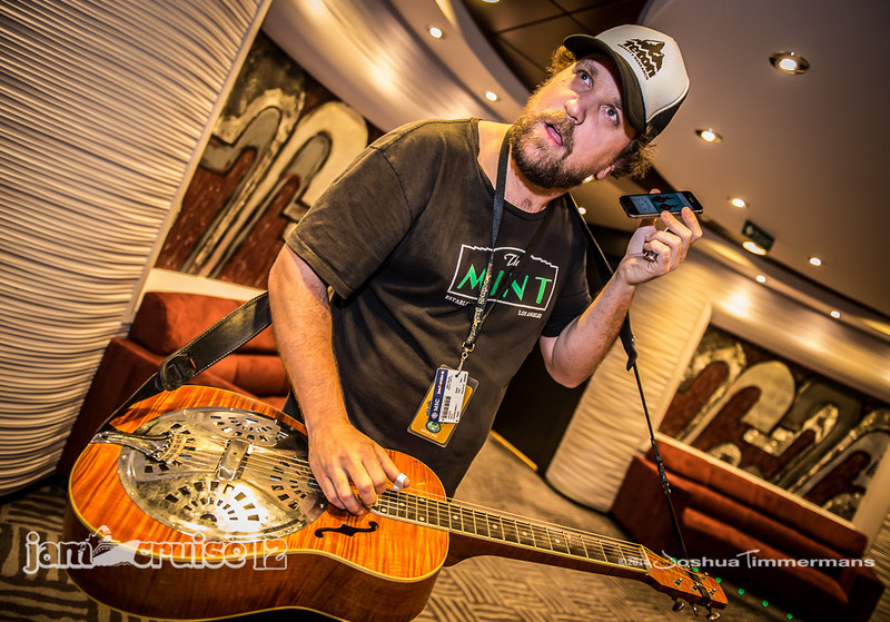 Jam Cruise 12 - Artists, Fans, & Cloud 9 Team Members - 1/4/14 - MSC Divina - Miami, FL. ©Josh Timmermans 2014