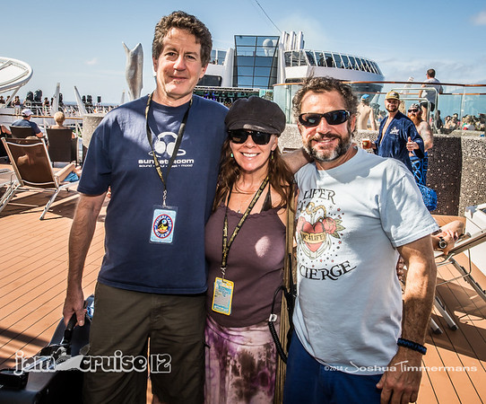 Jam Cruise 12 - Artists, Fans, & Cloud 9 Team Members - 1/2/14 - MSC Divina - Miami, FL. ©Josh Timmermans 2014