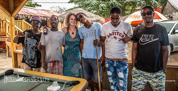 Falmouth Jamaica - Jam Cruise 12 - 1/6/14 - MSC Divina. ©Josh Timmermans 2014
