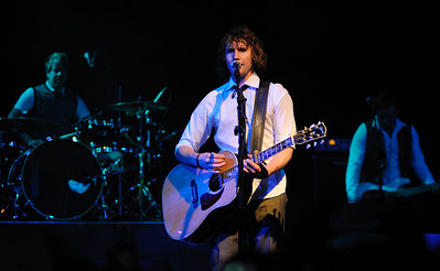 James Blunt in Concert, Feb. 2009, Muscat, Oman