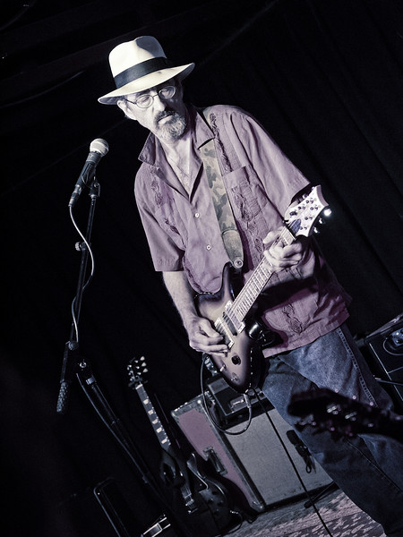 James McMurtry, with beard.