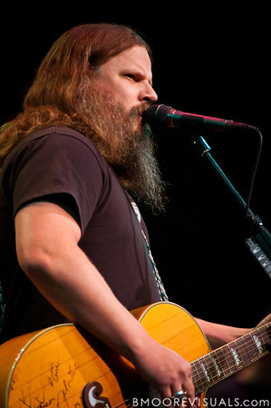 "Jamey Johnson performs on November 6, 2010 in support of ""The Guitar Song"" at Ruth Eckerd Hall in Clearwater, Florida"