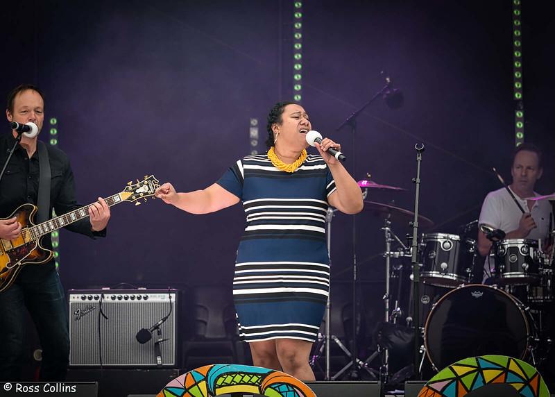 Jamie and the Numbers, Wellington Pasifika Festival, 23 January 2021