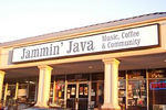 The Jammin' Java on a beautiful day in January!