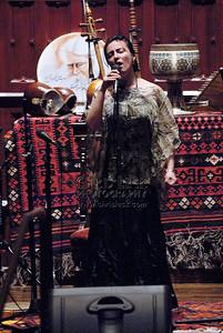 Yeni Ses (New Voice): Derya Baykent (vocals), Sedat Uysal (saz), Peter Lippman (saz), and Kim Goldov (violins and percussion)