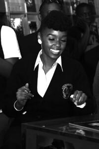 Recording Artist Janelle Mona'e CD Signing Atlanta, GA