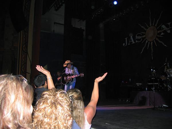 Jason Aldean Concert-2007