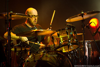 Jason Bonham, son of Led Zeppelin drummer John Bonham, brings his Led Zeppelin Experience to Ruth Eckerd Hall in Clearwater, Florida on November 14, 2010