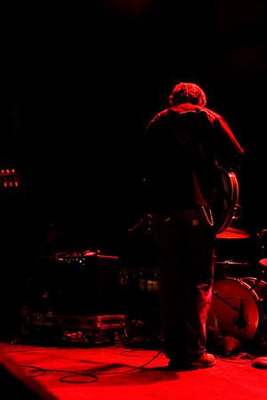 Jason Isbell - Bowery Ballroom, NYC - February 21st, 2008 - Pic 3