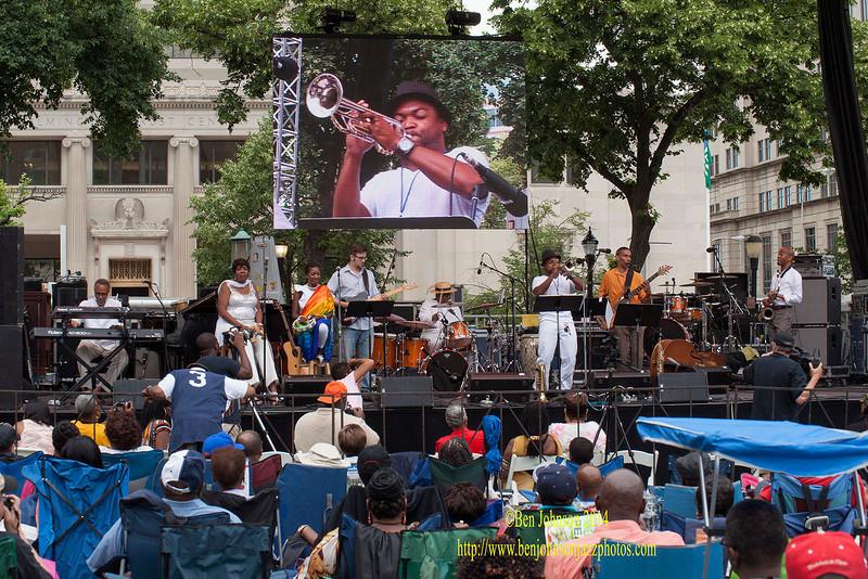 Ext0 Jazz Festival Spring 2014