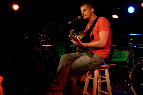 Jay Brennan - Mercury Lounge, NYC - October 17th, 2007 - Pic 2