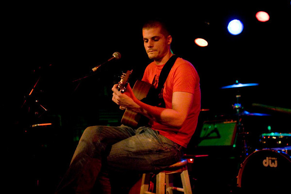 Jay Brennan - Mercury Lounge, NYC - October 17th, 2007 - Pic 1