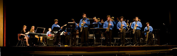 Jazz Band Panorama