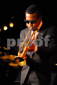 Musician, ROY HARGROVE, JR.  live at the Catalina Bar and Grill.    Credit Image: cr    Scott Mitchell/ZUMA Press