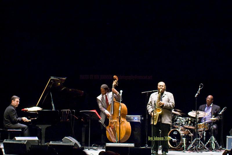 Benny Golson Quartet Photo