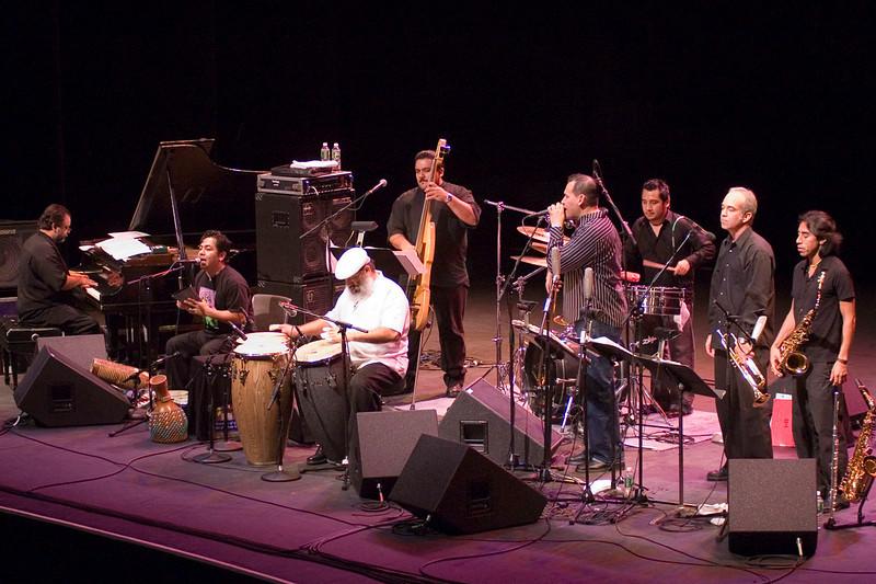 Poncho Sanchez Band Photo
