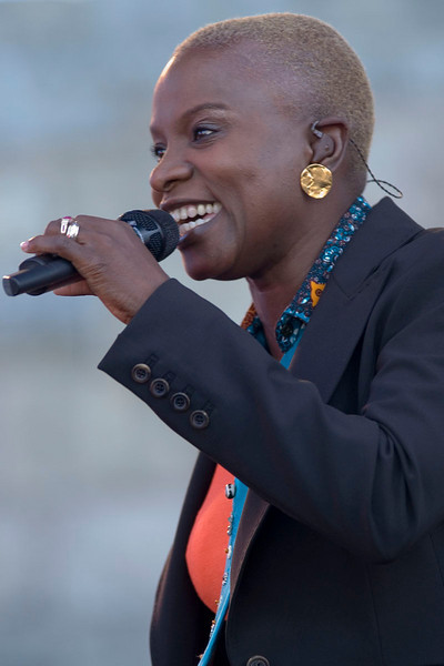 Angelique Kidjo Photo