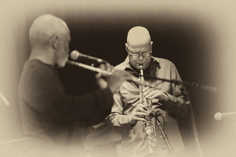 Hubert Laws & Bob Sheppard