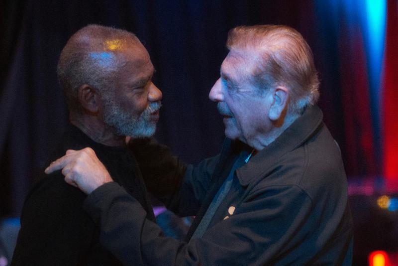Hubert Laws & Gene Cipriano