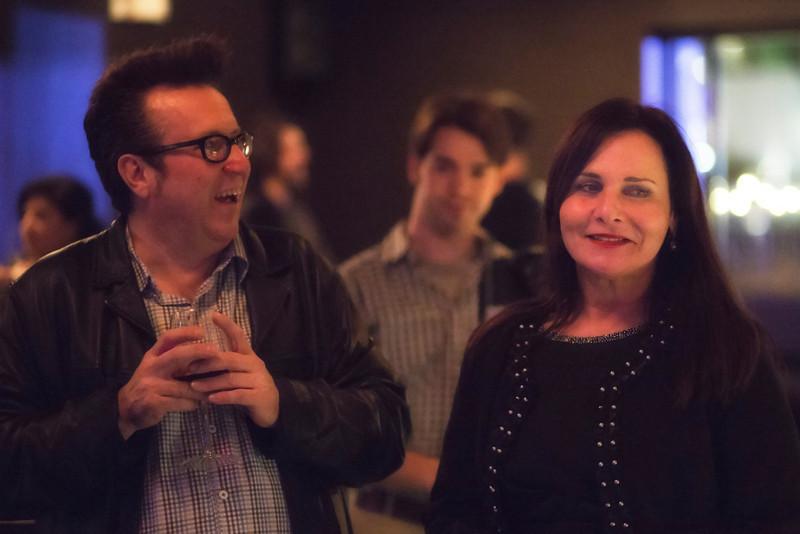 Bernie Dresel & April Williams