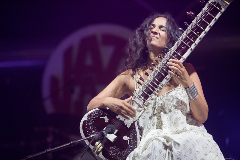 Anoushka Shankar at Jazz a Juan 2017