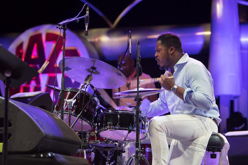 Branford Marsalis at Jazz à Juan 2017