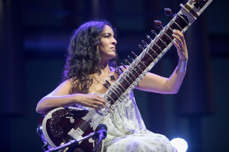 Anoushka Shankar at Jazz a Juan 2017
