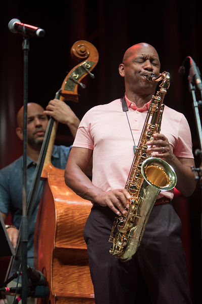 Branford Marsalis at Jazz à Juan 2017
