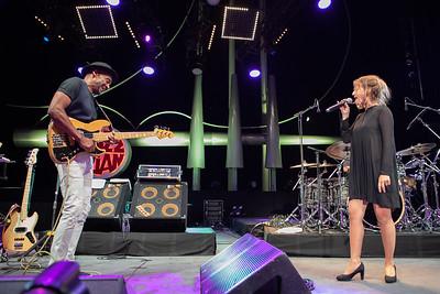 Marcus Miller at Jazz à Juan 2018