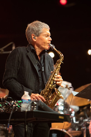 David Sanborn at Jazz à Juan 2018