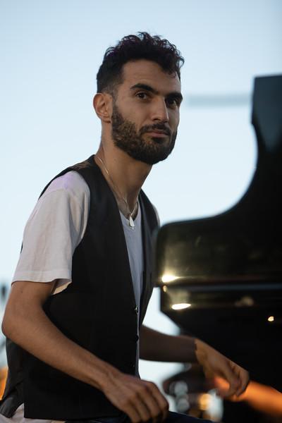 Tigran Hamasyan at Jazz à Juan 2018