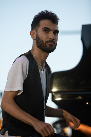 Tigran Hamasyan at Jazz à Juan 2018
