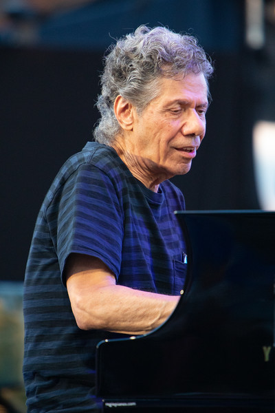 Chick Corea Akoustic Band at Jazz à Juan 2018