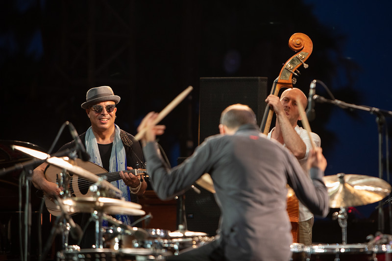 Dhafer Youssef at Jazz à Juan 2018