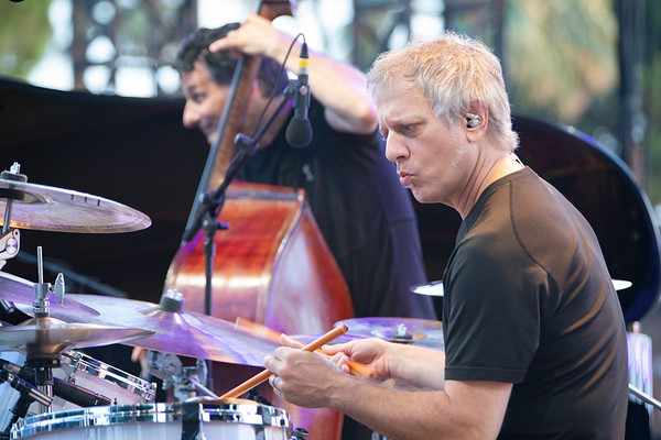 Dave Weckl at Jazz à Juan 2018