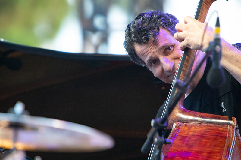 John Patitucci at Jazz à Juan 2018