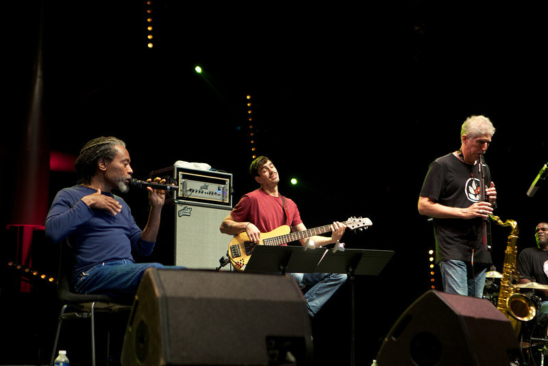 Bobby McFerrin with Yellow Jacket at Jazz a Juan 2012