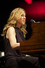 Diana Krall plays at Jazz à Juan 2013