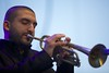 Ibrahim Maalouf performs at Jazz à Juan 2013
