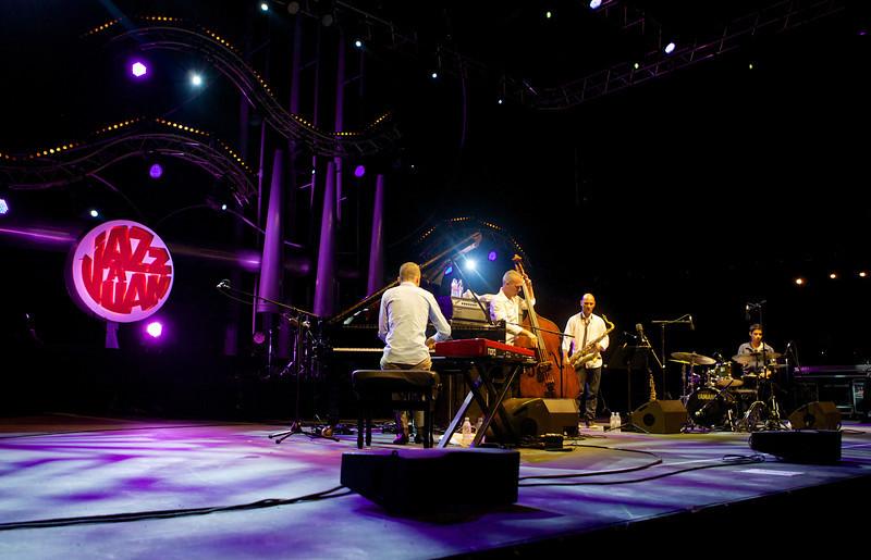 Avishai Cohen at Jazz a Juan 2013