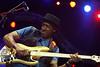 Marcus Miller plays at Jazz a Juan 2013