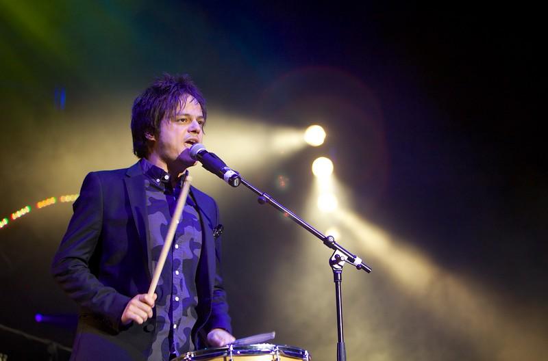 Jamie Cullum at Jazz a Juan 2014