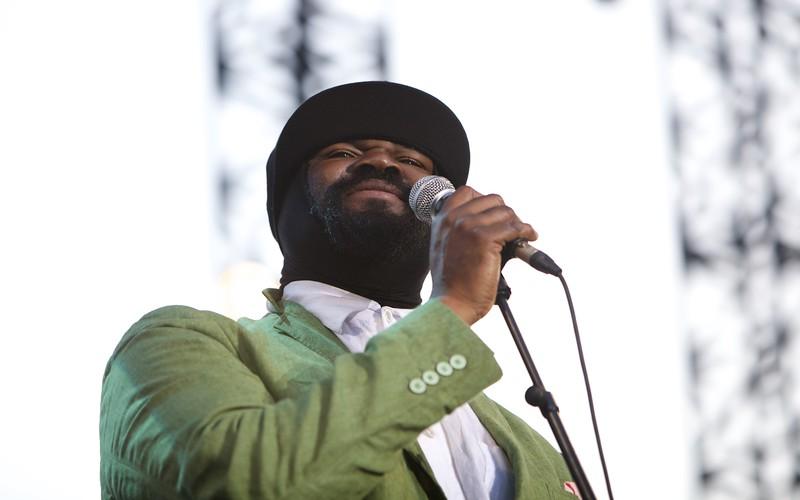 Gregory Porter at Jazz a Juan 2014